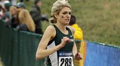 Michigan State runner Rachele Schulist is driving conversation athletes and body stereotypes after sharing her struggles with weight and body image on Michigan, Valley College, College Library, Body Image, Triathlon, Running, Cross Country, Athletes, Conversation