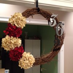 Address Wreath