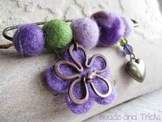 Feltro per l'autunno | Handmade by Beads and Tricks