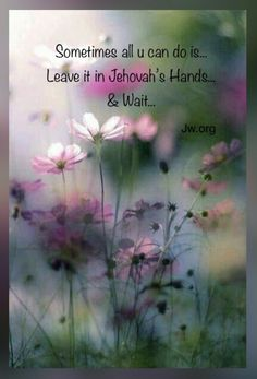 Spiritual Thoughts, Spiritual Quotes, Positive Thoughts, Jehovah S Witnesses, Jehovah Witness, Good Morning Greeting Cards, Graven Images, Encouraging Thoughts, Bible Encouragement