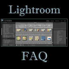 The Great Organizing in Lightroom FAQ Post for Digi Scrappers