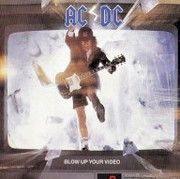 AC/DC - Blow Up Your Video LP Record Album