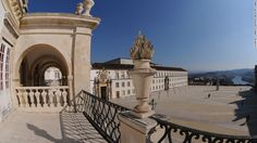 Centro of the universe: Portugal's mysteriously overlooked middle | Via CNN Travel | 9/04/2015 Portugal is more than its bustling capital and surfer-ready coasts. Its central regions -- like the town of Obidos -- are rich with activity. Photo: The Renaissance and baroque buildings at the University of Coimbra are a UNESCO World Heritage Site.