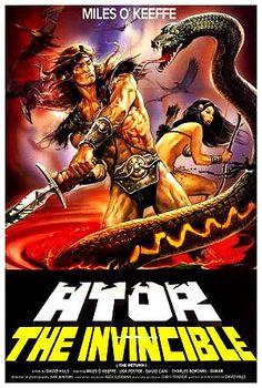 Ator The Invincible - film