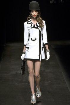 Moschino Summer/Spring 2013 at Milan Fashion Week