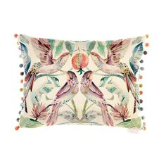 Voyage Maison Colyford Loganberry Cushion
