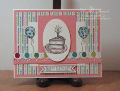 Creating Pretty Cards challenge #34 by flmom - Cards and Paper Crafts at Splitcoaststampers