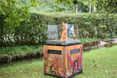 Firecube Custom - der individuelle Feuerwürfel Modern, History, Outdoor, Home, Environment, Fire, Ad Home, Outdoors, Trendy Tree