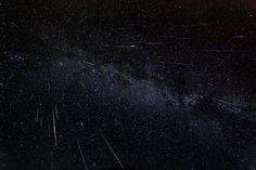 Perseids meteor shower - it's happening this Friday!!