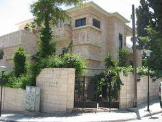 The Mango House in Amman
