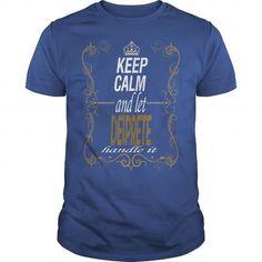 Cool Let DELPRETE handle it T-Shirts