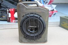 Jerry Can Subwoofer
