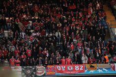 Benfica supporters Stamford bridge