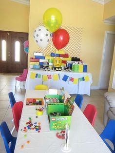 Lego Ninjago Birthday Party Ideas | Photo 6 of 19 | Catch My Party