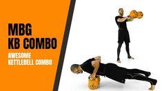 This kettlebell combo has been named MBG after one of our Caveman Inner Circle members, Matthew Brandon Garner. The combo is a dead swing into triceps push-up. Kettlebell Snatch, Kettlebell Weights, Kettlebell Training, Endurance Workout, Workout At Work, Joe Rogan, Leg Work, Brazilian Jiu Jitsu, Gym Time
