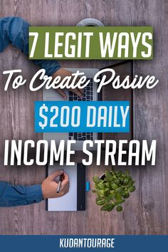 In this post I show you multiples ways you can earn money online to create a passive income stream t Ways To Earn Money, Earn Money Online, Online Jobs, Make Money From Home, Way To Make Money, Money Tips, Money Hacks, Best Survey Sites, Creating Passive Income
