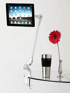 How To Solve Ipad Stand Problem Anywhere With Only One Accessory?
