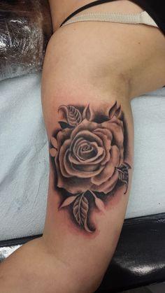 """Tattoo by Esmerelda aka """"MoSkA"""""""