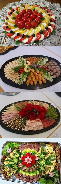 ru The post efachka.ru appeared first on Fingerfood Rezepte.ru The post efachka.ru appeared first on Fingerfood Rezepte. Meat Trays, Veggie Platters, Veggie Tray, Food Platters, Meat Platter, Appetizers For Party, Appetizer Recipes, Food Garnishes, Garnishing