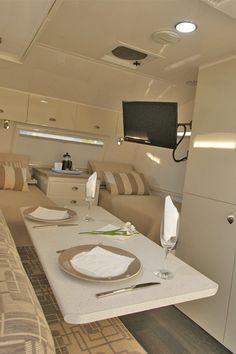 Off Road Caravans - Custom Built Caravans - FSC.