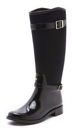 Hunter Boots Hunter Chancery Rain Boots..hmm, did i pin these already?