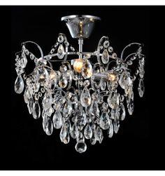 Plafondlamp kristal Idaho