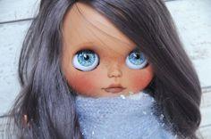 OOAK Custom Blythe Doll *** SAPHON*** Customized by Zuzana D.