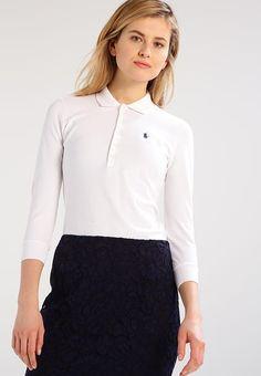 Polo Ralph Lauren Koszulka polo - white - Zalando.pl