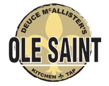 NOLA: Ole Saint  Great beers on tap!
