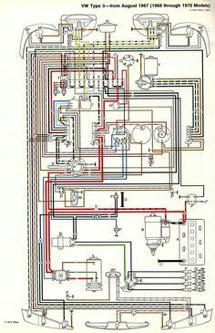 1972 beetle wiring diagram thegoldenbug com pinterest rh pinterest com 1973 vw wiring diagram 1972 vw camper wiring diagram