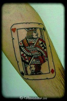 studio di tatuaggi como vittoria, via volta,49,22100 como italy Vittoriatattoo, Gallery-Tattoo | vittoriatattoo-playing-card | tattoos by Vittoria