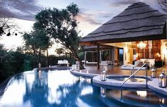 Molori Safari Lodge @ South Africa