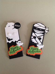 Booo. Chocolates para Halloween