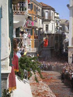 Greek Easter at Corfu island, Greece