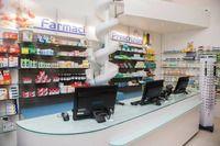 Farmacia Aurora - AGELL arredamento farmacie Aurora, Pharmacy, Northern Lights