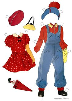 Swedish 1940s* 1500 free paper dolls for small Christmas gits and DIY for Pinterest pals The International Paper Doll Society Arielle Gabriel artist ArtrA Linked In QuanYin5 *