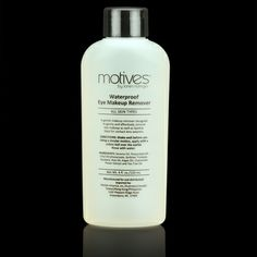 Waterproof Eye Makeup Remover | Motives Cosmetics