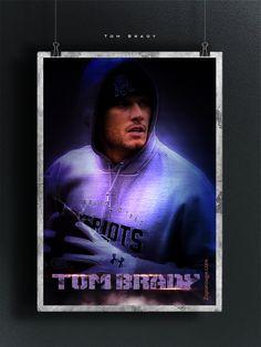 Tom Brady, Toms, Movie Posters, Movies, Fictional Characters, 2016 Movies, Film Poster, Films, Popcorn Posters
