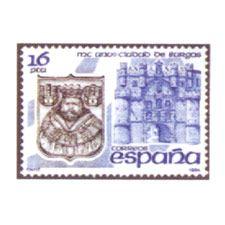 http://www.filatelialopez.com/2743-aniversario-ciudad-burgos-p-796.html  2743 MC aniversario de la ciudad de Burgos, Tienda Numismatica y Filatelia Lopez, compra venta de monedas oro y plata, sellos españa, accesorios Leuchtturm