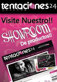 Visitenos  en nuestro show room de productos sexuales, de veriad  en productos sexshop www.tentaciones24.com