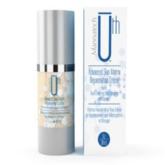 Ūth Skin Rejuvenation Crème - Release your body's natural ability to support beautiful, healthy skin through a new, patented microsphere delivery system that nourishes your skin with youth-inducing ingredients in a time-released pattern. Glowing Face, Best Natural Skin Care, Sun Protection, Voss Bottle, Healthy Skin, Creme, Health And Wellness, How Are You Feeling, Personal Care