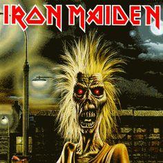 Dama de Ferro | Community Post: Os Eddies Do Iron Maiden De Um Jeito Que Você Nunca Viu