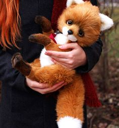 PDF fox pattern By Tatiana Matlyak - Bear Pile
