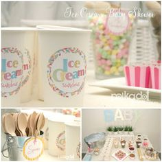 The TomKat Studio: {Real Parties} Ice Cream Social Baby Shower!