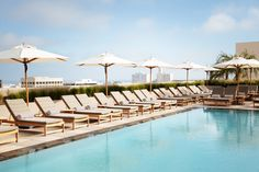 Inside the Newly Opened Santa Monica Proper Hotel - Design Milk