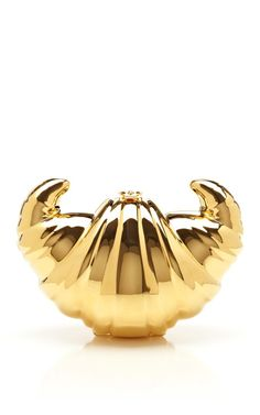 Croissant Clutch by Charlotte Olympia Now Available on Moda Operandi