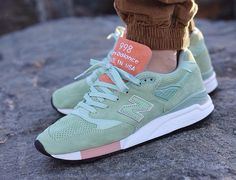 New Balance 998 x Concepts Tannery - Blackforestco