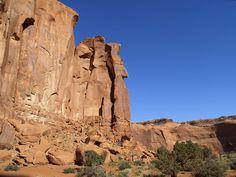 #arizona #desert #dry #erosion #hot #landscape #massive #monument valley #nature #red #rock #rock formation #royalty free #scenery #southwest usa #usa
