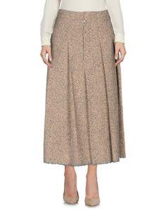 PHILOSOPHY DI LORENZO SERAFINI 3/4 length skirt. #philosophydilorenzoserafini #cloth #dress #top #skirt #pant #coat #jacket #jecket #beachwear #
