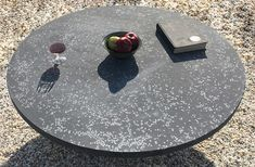 Exclusive stone tables on sale with discounts up to Mosaic Coffee Table, Minimal Design, Concrete, Interior Decorating, Tables, Stone, Architecture, Home Decor, Minimalist Design